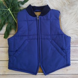 Baby Gap Quilted Vest - Size 18-24 Months